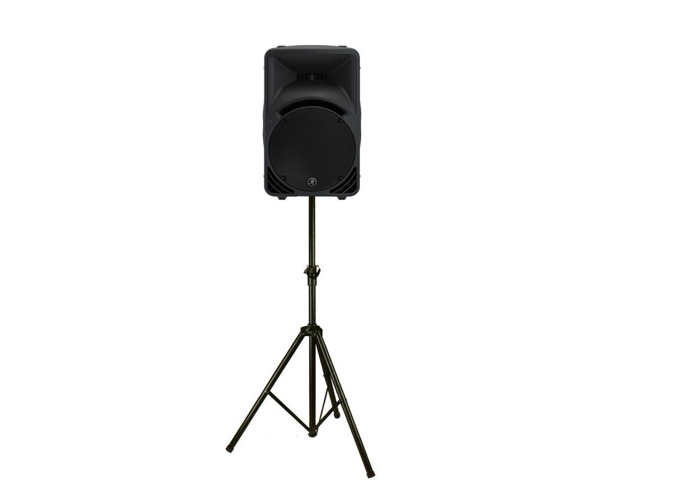 Mackie Active Powered Speaker srm 450 2000W + Stand - 1