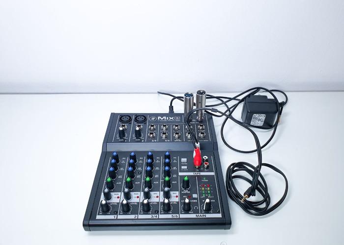 Mackie Mix8 Compact Mixer - 1