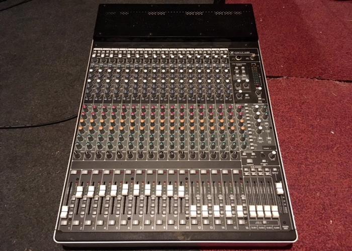 Mackie Onyx 1640i mixer/recording interface - 1