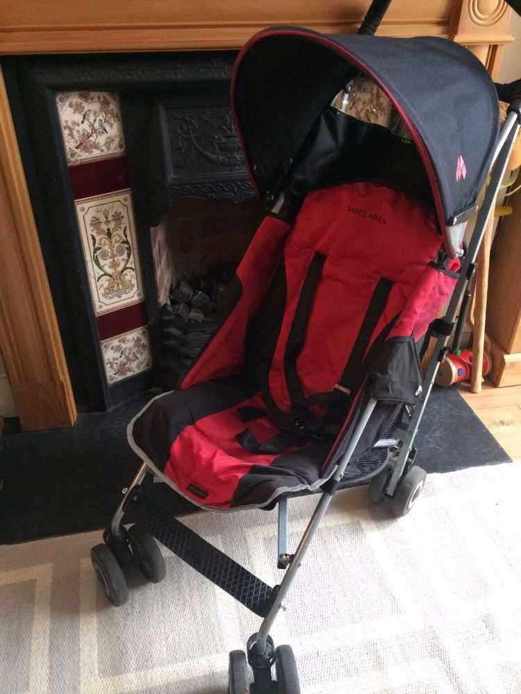 Maclaren quest stroller buggy pushchair - 1