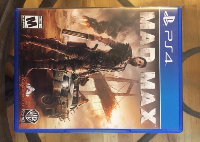 Mad Max - Playstation 4 - 1