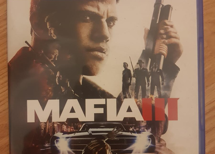 MAFIA III (3) PS4  - 1