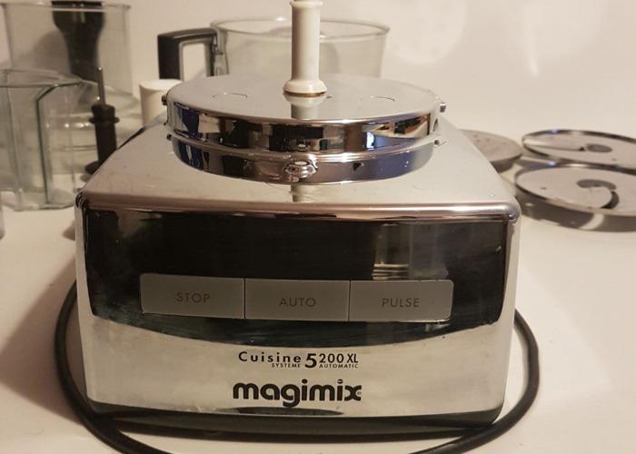 Magimix  5200xl  - 2