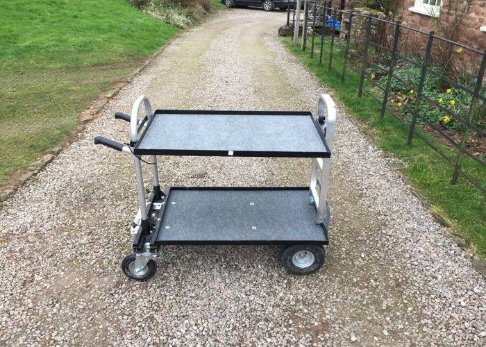 Magliner Junior Film Cart - 1