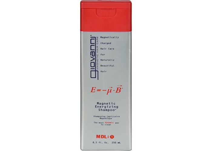 Magnetic Energizing Shampoo, 8.5 fl oz (250 ml) - Giovanni - 1
