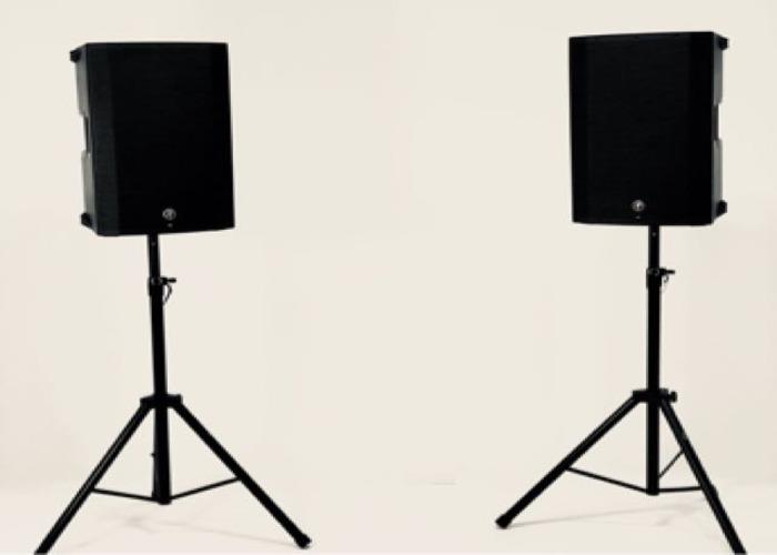 """Makie Thump V4 15"""" 2600w  Speakers  - 1"""
