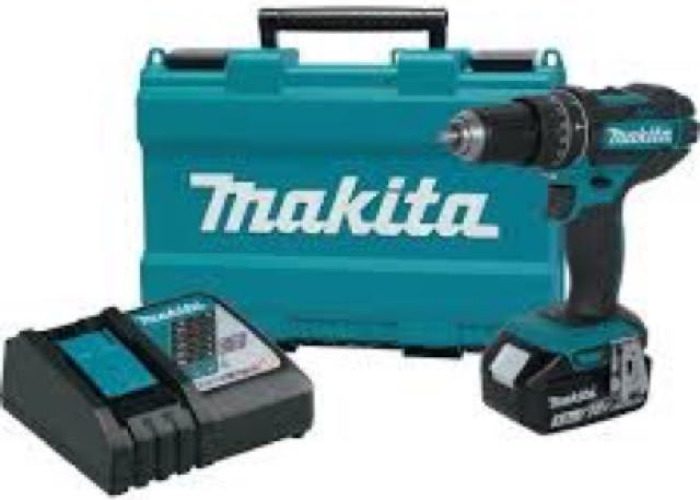 Makita 3amp Wireless Drill - 1