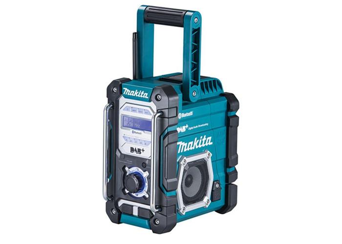 Makita DMR112 DAB/DAB+ Bluetooth Job Site Radio - 1