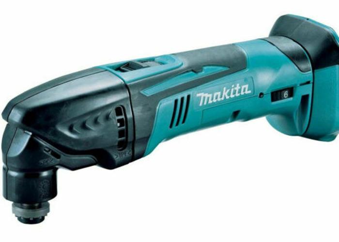 Makita DTM50Z 18v LXT Cordless Multi Tool Body Only - 1