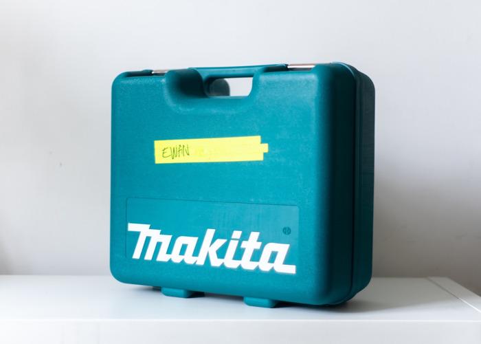 Makita 18V Hammer Driver Drill Set (inc. bits + tools) - 2