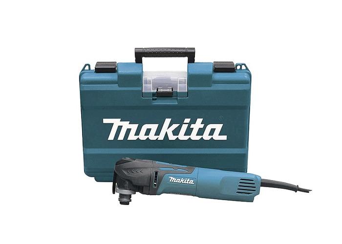 Makita TM3010CK/2 320 W 240 V Oscillating Multi-Tool  - 1