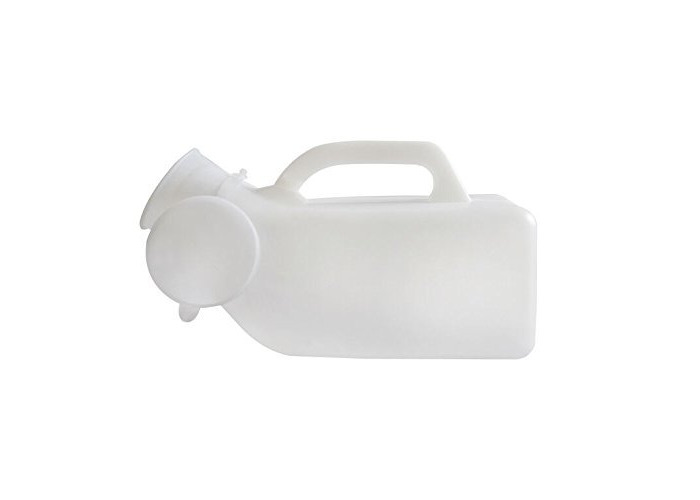 Male Urinal Bottle Can Be Used Sitting Or Lying Down - 1