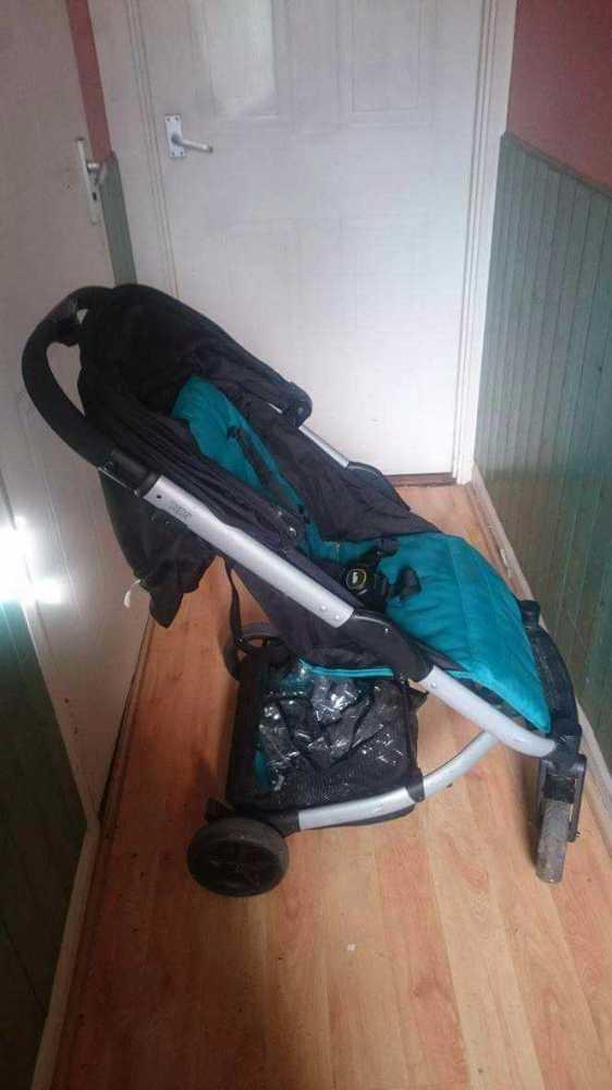 Mamas and Papas Argo stroller - 2