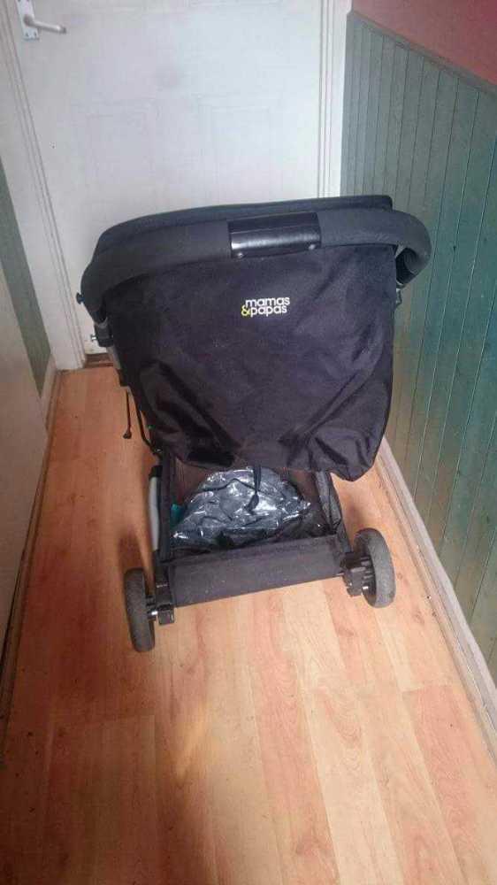 Mamas and Papas Argo stroller - 1