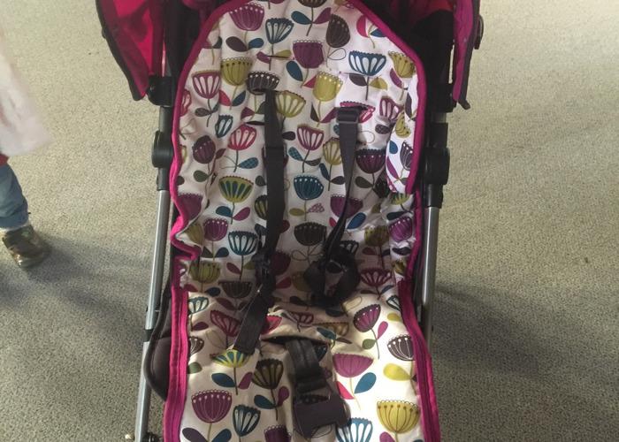 Mamas and papas stroller - 1