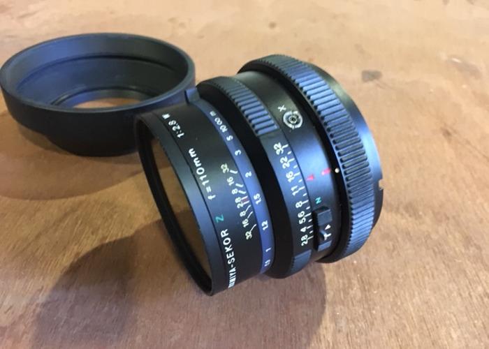 Mamiya 110mm for RZ - 1