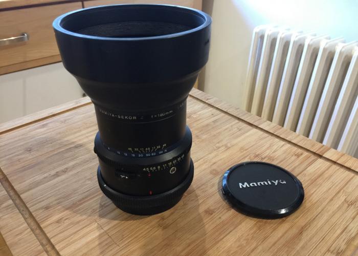 Mamiya RZ 180mm f4.5 Lens - 1