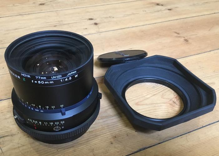 Mamiya 50mm lens - 1