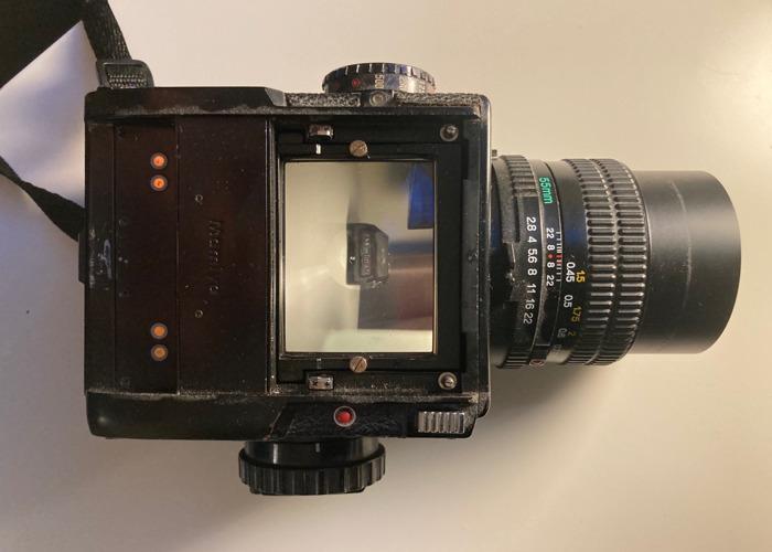 Mamiya 645 Medium Format Camera + 55mm+ Light Meter! - 2