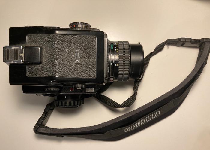 Mamiya 645 Medium Format Camera + 55mm+ Light Meter! - 1