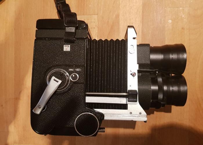 Mamiya C330 Professional F Medium Format Camera - 2