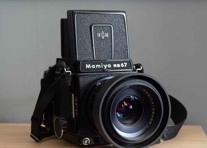 Mamiya RB67 90mm F3.8 - 2