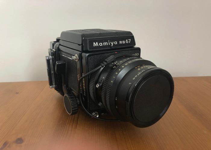 Mamiya RB67 Pro SD - 2