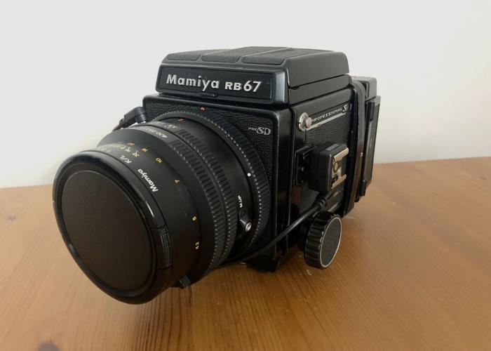Mamiya RB67 Pro SD - 1