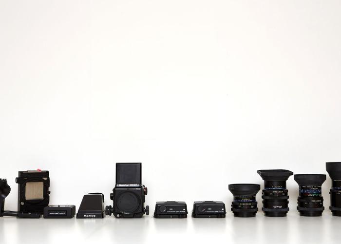 Mamiya RZ Pro ii Ultimate Kit inc Four Lenses - 2