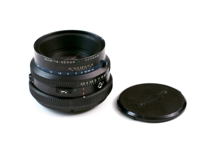 Mamiya RZ67 110mm f/2.8 Lens - 1