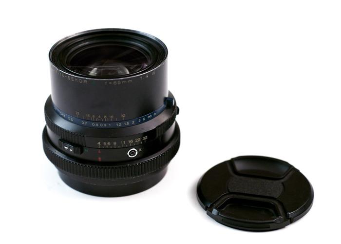 Mamiya RZ67 65mm f/4 Lens - 1