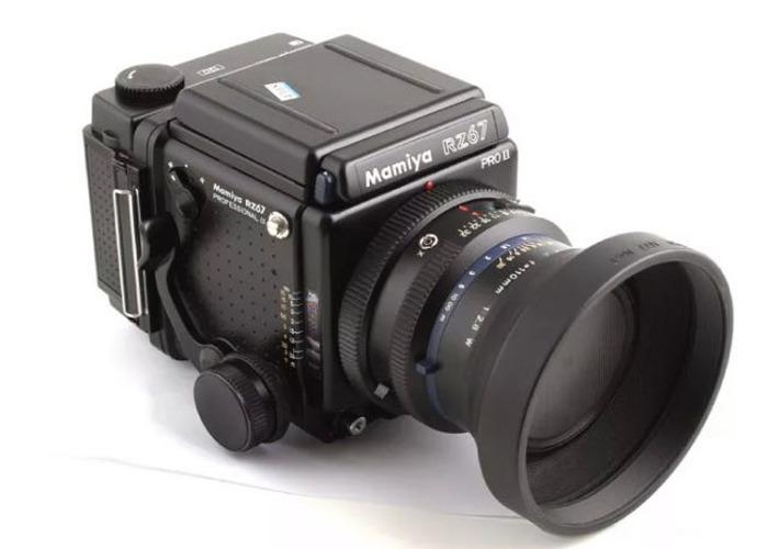 Rent Mamiya rz67 pro II w 110mm 2 8 lens in London