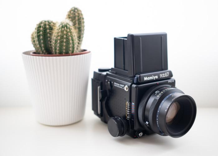 Mamiya RZ67 Pro II with 110mm f2.8 lens - 1