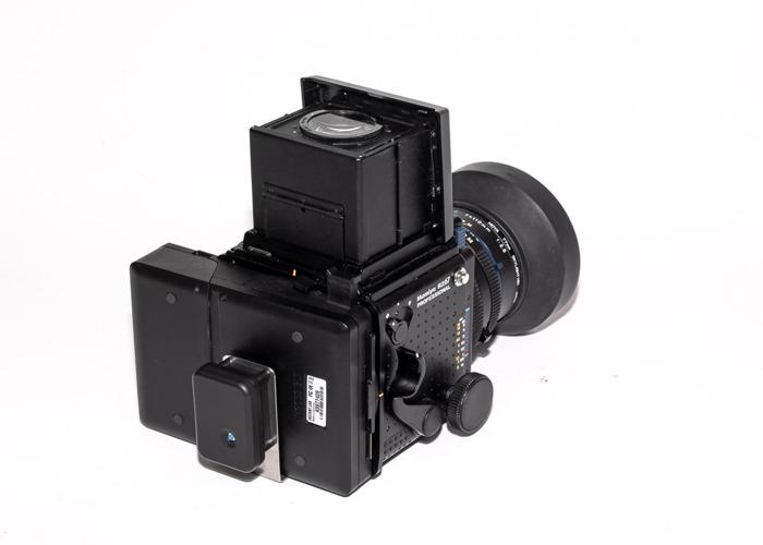 Mamiya RZ67 Pro with Polaroid 600 i-type back & 110mm lens - 2