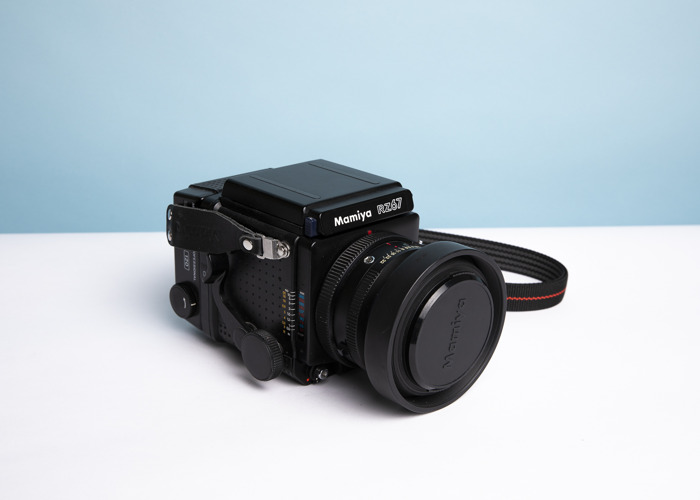 Mamiya RZ67 with 110mm f/2.8 Lens - 120 Medium Format - 1