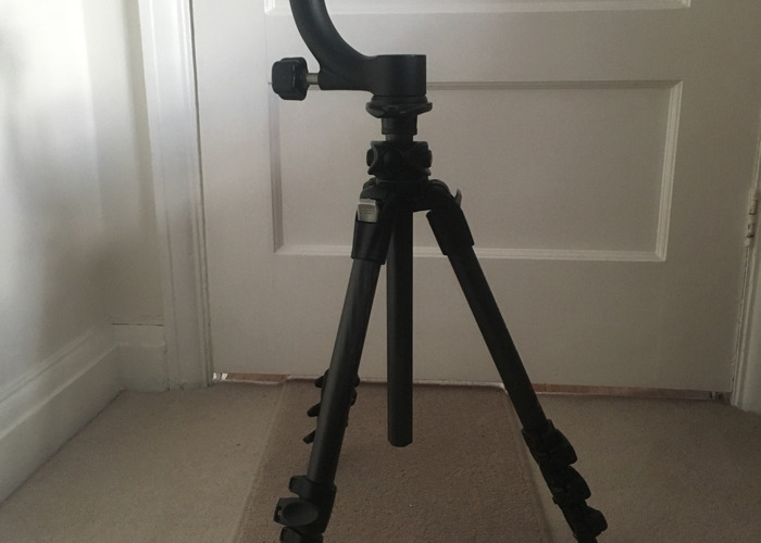 Manfroto Tripod with Gimbal head - 1