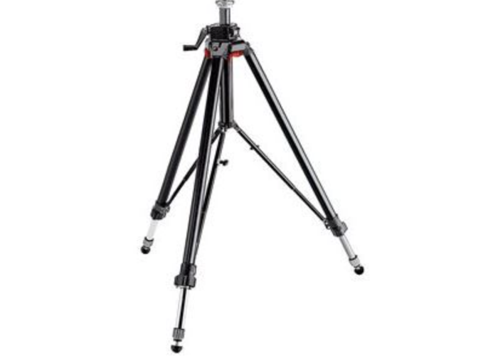 Manfrotto 058B Triaut Tripod/Manfrotto 2293D Super Pro Head - 1