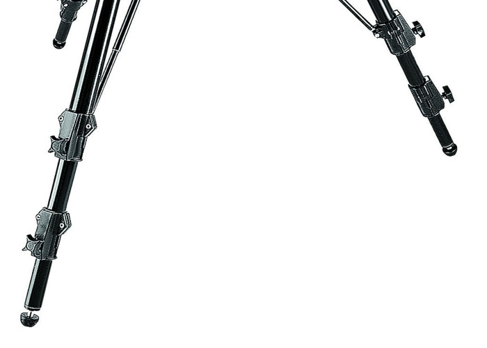 Manfrotto 161 MK2B Heavy duty professional tripod - 2