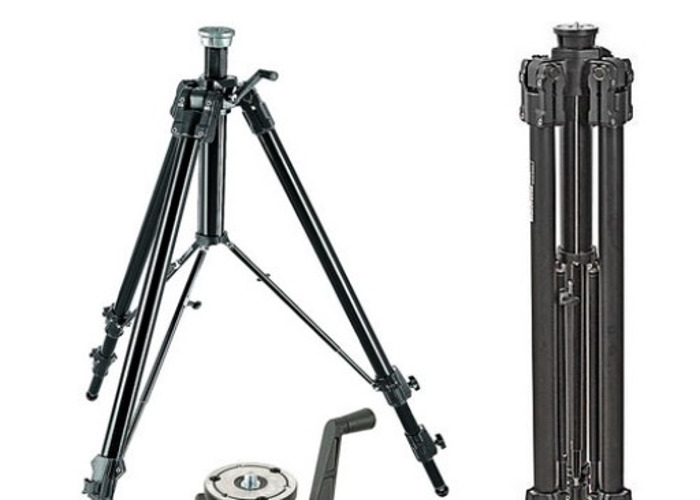 Manfrotto 161 MK2B Heavy duty professional tripod - 1