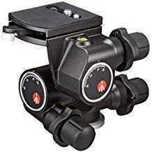 Manfrotto 410 Geared Tripod Head  - 1