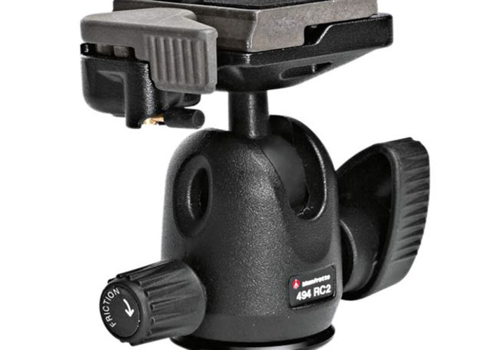 Manfrotto 494RC2 Ball Head - 1