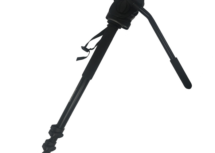 Manfrotto 681B Monopod with 501HDV Head - 2