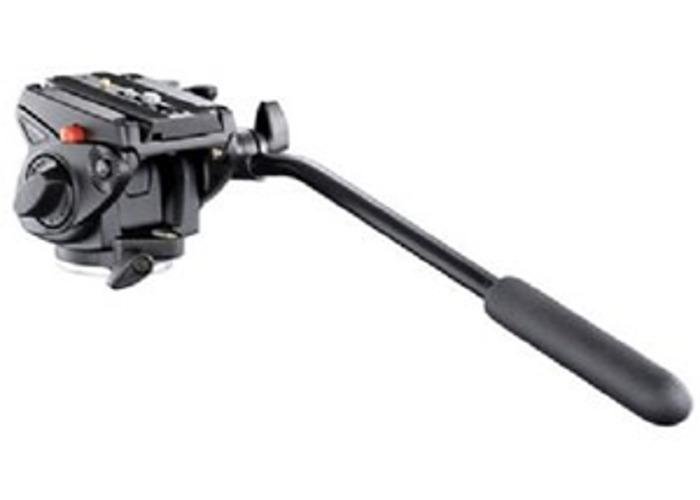 Manfrotto Carbon Fibre Tripod (190 CX3 Legs/ HDV 701 Head) - 2