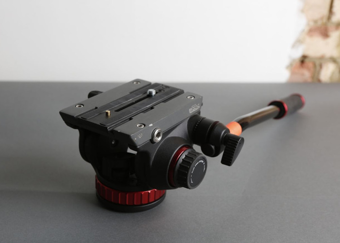 Manfrotto Fluid Video Head - 1