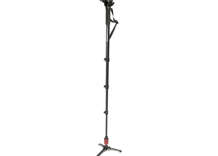 Manfrotto Fluid Video Monopod with Head - 1