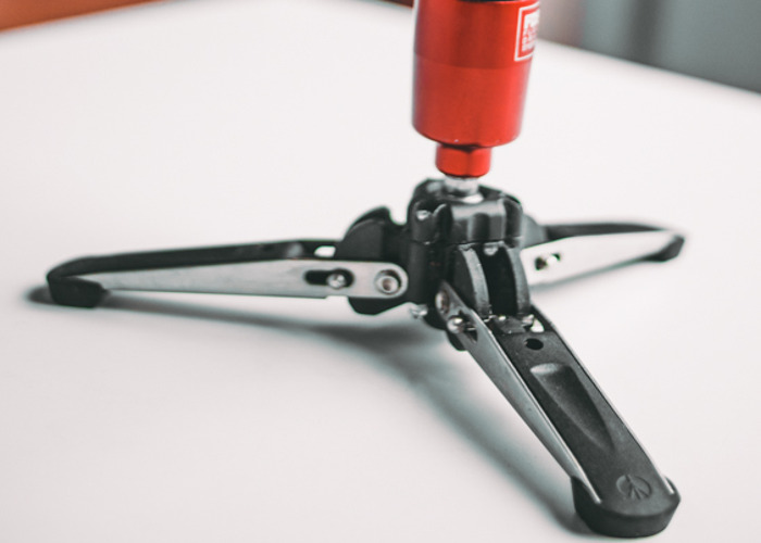 Manfrotto M500A Fluid Head Monopod for Video  - 2