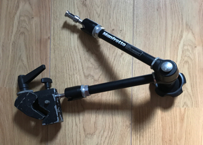 Rent Manfrotto Magic Arm Plus One Super Clamp in London (rent for ...