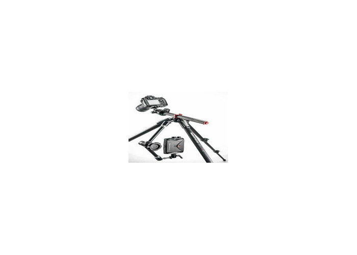 Manfrotto MT055CXPRO3 Carbon Fibre Tripod - 1