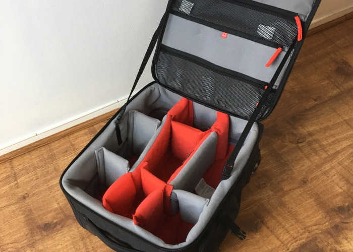 Manfrotto Professional Photo Roller Bag 70 - 1