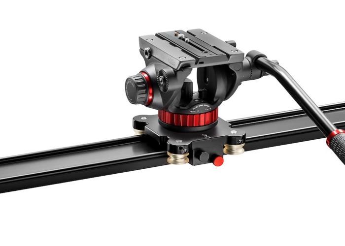 Manfrotto Slider 100cm (10kg Payload!) - 2